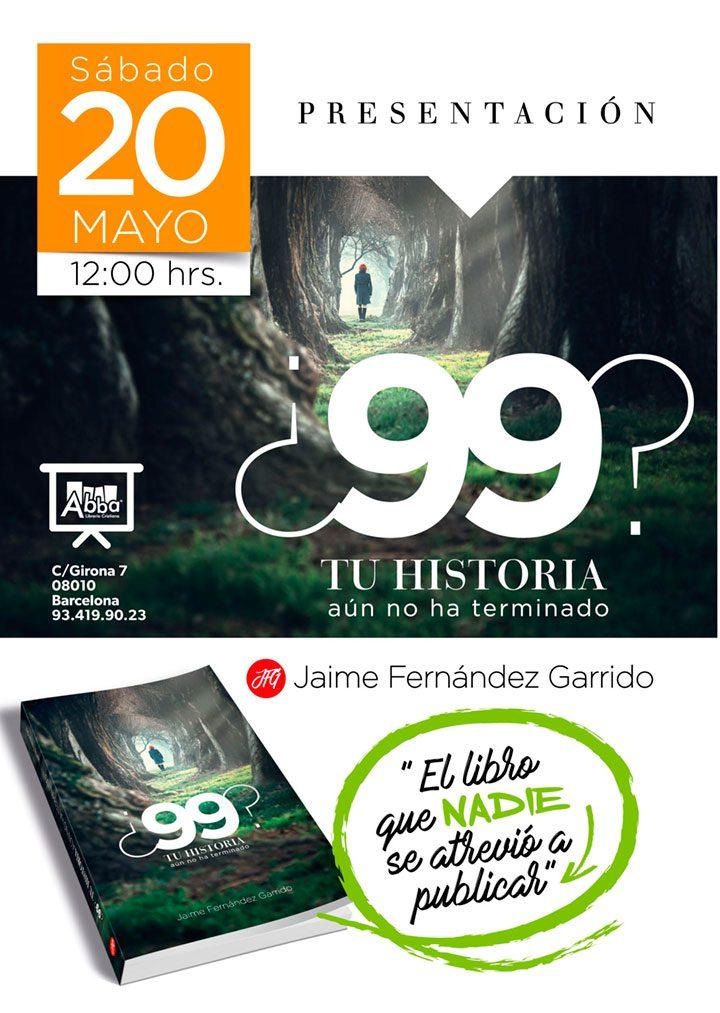 presentacion 99 jaime fernandez libreria abba